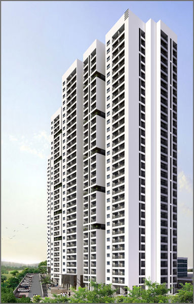 Lodha Meridian - Project Images