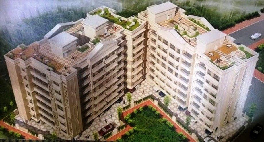 Raj Gopeshwar Apartment - Project Images