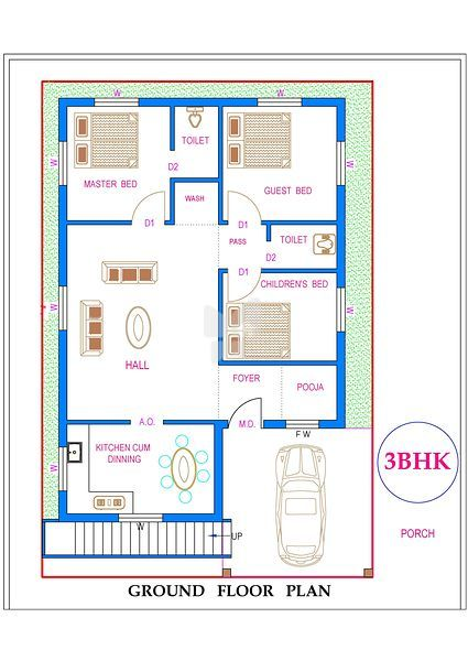 Tamilnadu house plans 800 sqft house design plans for Tamilnadu house design
