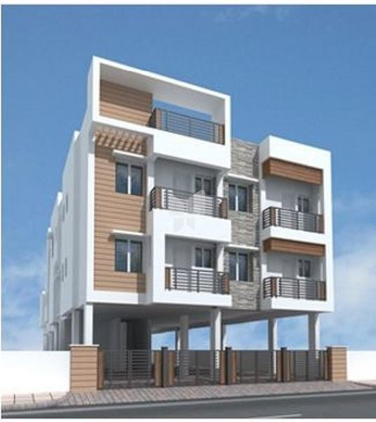 Galaxy Parvathy Apartments - Project Images