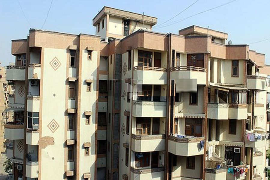 Apex New Adarsh Apartments - Project Images