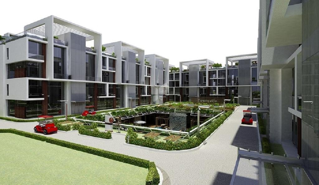 GM Townsville - Elevation Photo