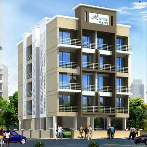 Sarang Aarvi - Elevation Photo
