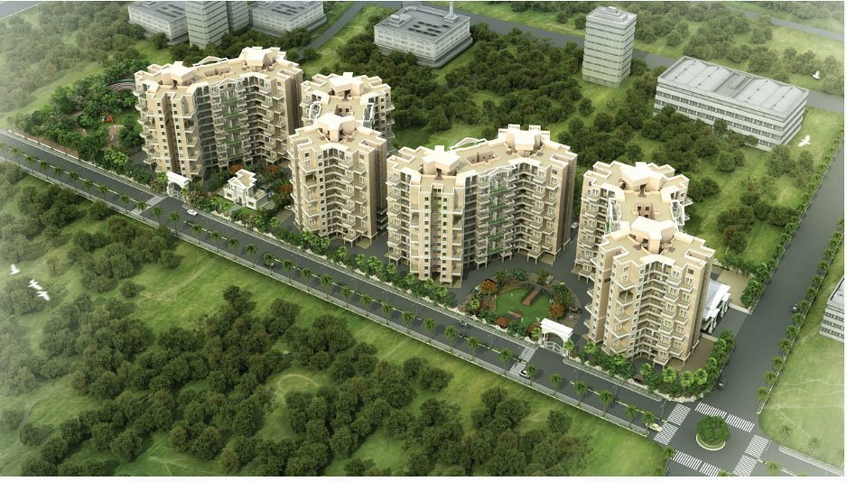 Bhoomi Infracon Orabelle - Elevation Photo