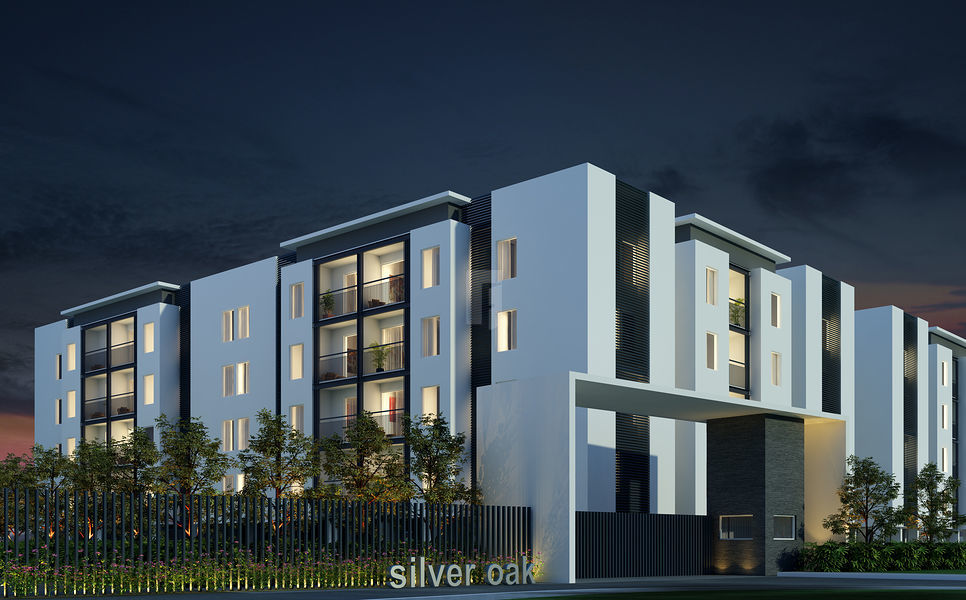 Invicon Silver Oak - Elevation Photo