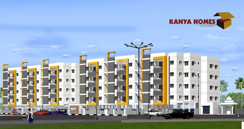 Kanya ParkView - Elevation Photo