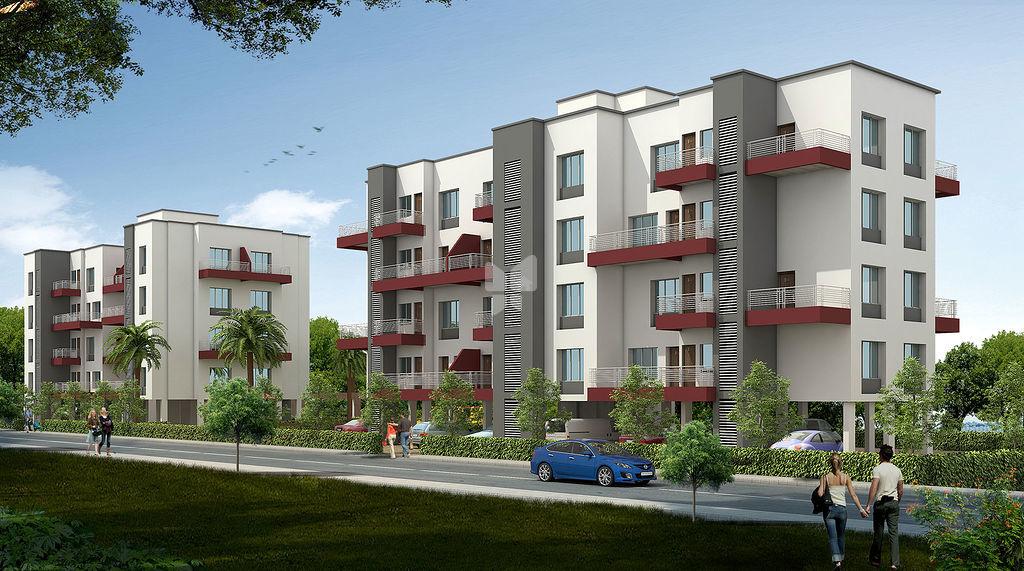 Anandtara Akansha Phase II - Project Images