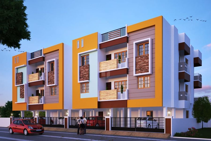 Geethanjali Flats - Project Images