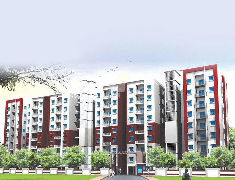 Modi Properties Paramount Avenue - Project Images