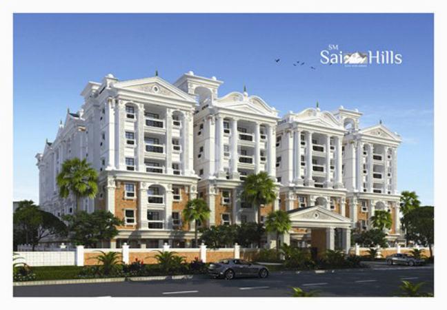 SM Sai Hills - Project Images