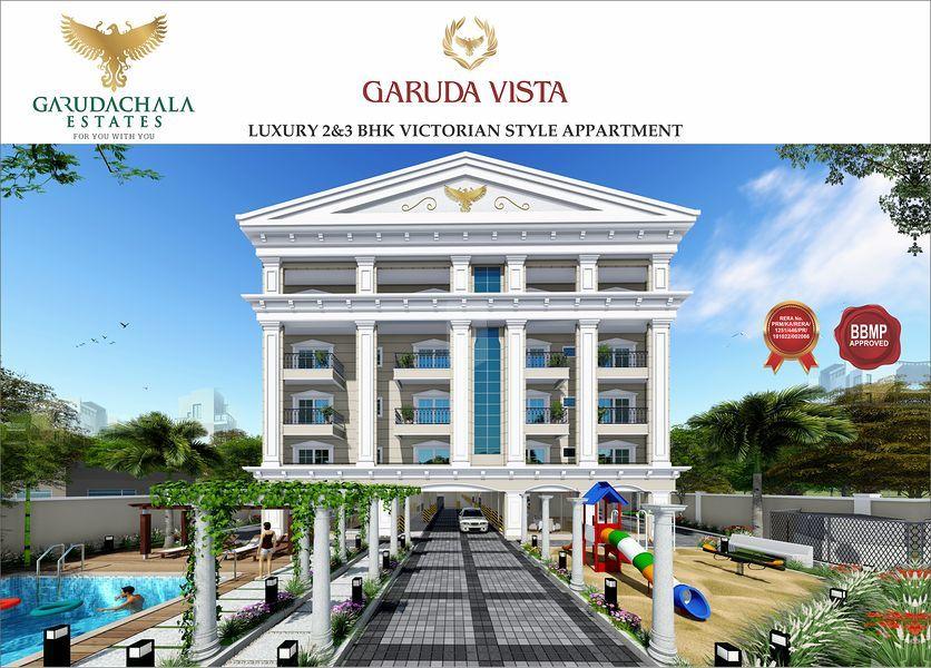 Garuda Vista - Elevation Photo