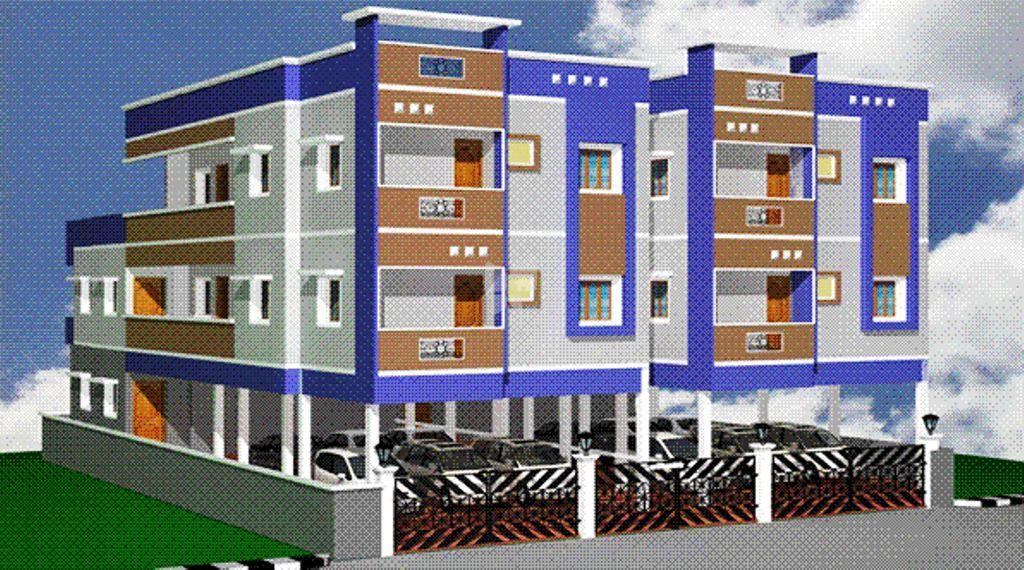 AAA Aishwarya Apartments - Project Images
