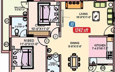 abhi-constructions-pragathi-square-in-pragathi-nagar-floor-plan-2d-1d1i