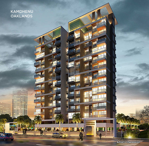 Kamdhenu Oaklands - Project Images