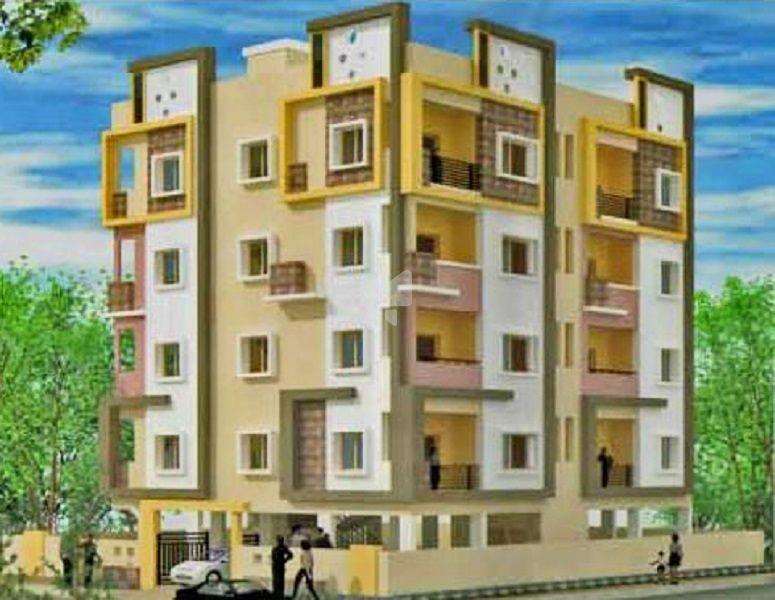 SB Balaji Residency - Elevation Photo