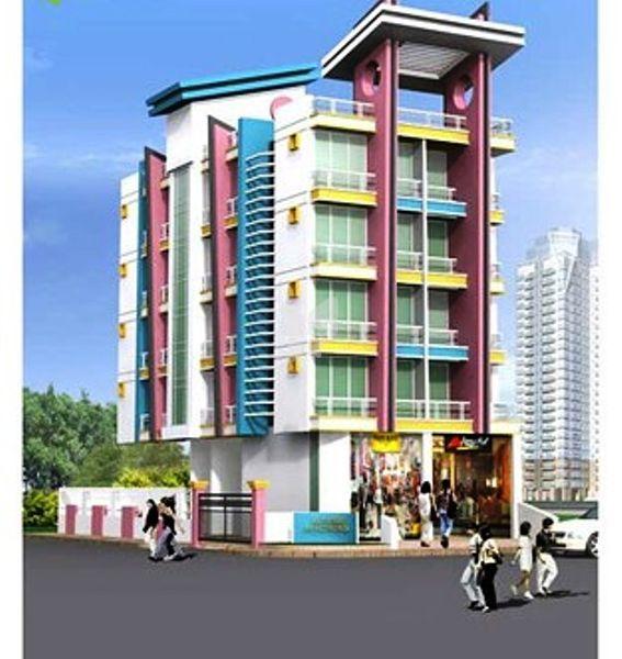 Malik Rushabh Apartment - Project Images