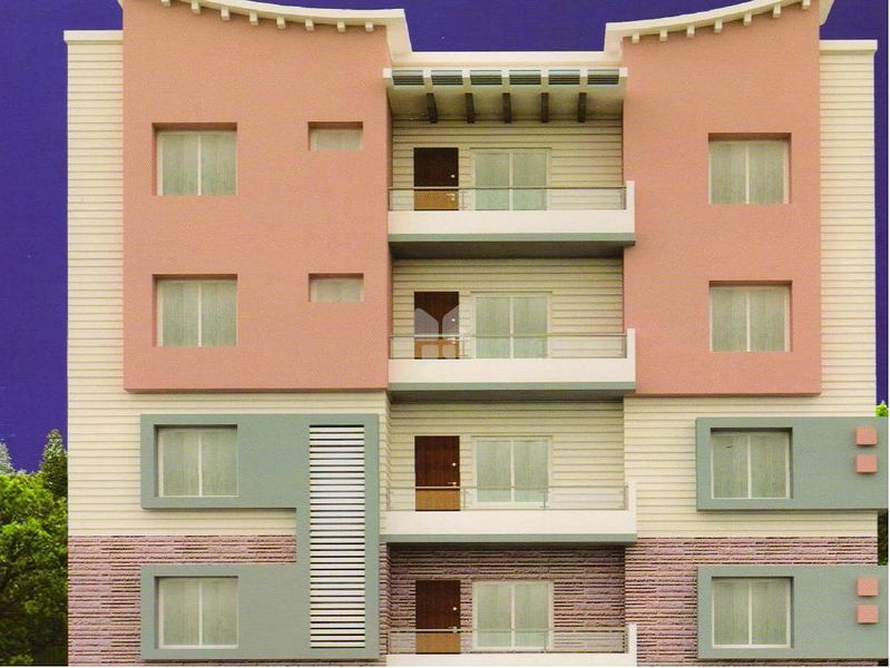 Balaji Residency - Elevation Photo