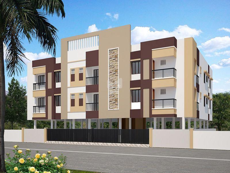 Ganthimathi Amutham Apartments - Project Images