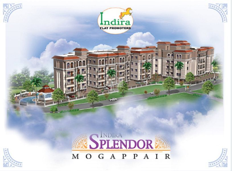 Indira Splendor - Elevation Photo