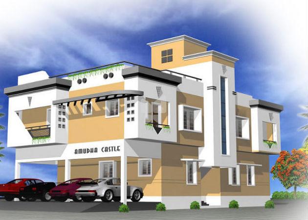 Amudha Castle - Project Images