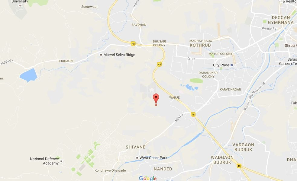 Calyx Puram - Location Maps