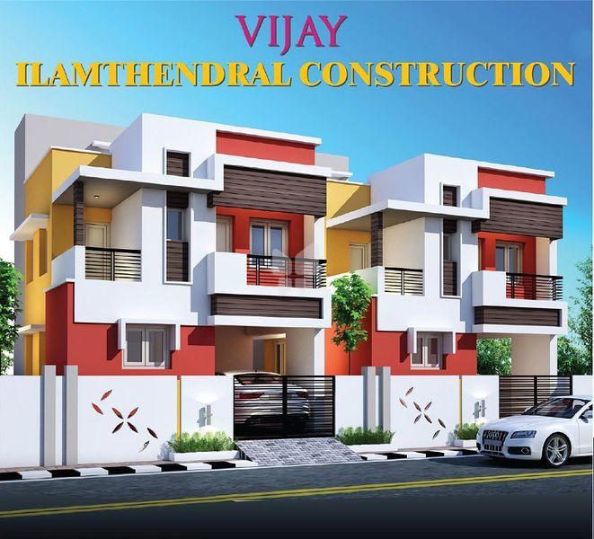 Vijay Ilamthendral Construction - Elevation Photo