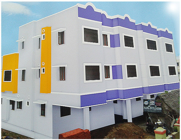 Rana Builders Hari Nivas - Elevation Photo