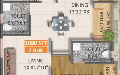 ss-sreshta-in-munnekollal-floor-plan-3d-ydn