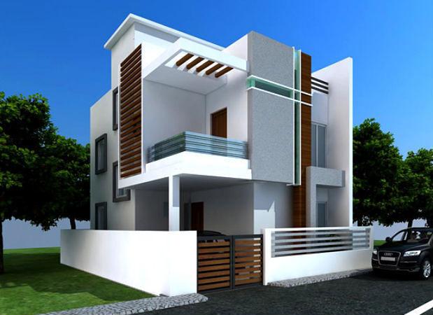 Kumaragam Villa - Elevation Photo