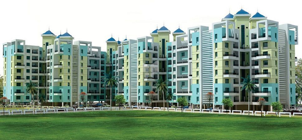 Arun Sheth Balaji Paradise - Project Images