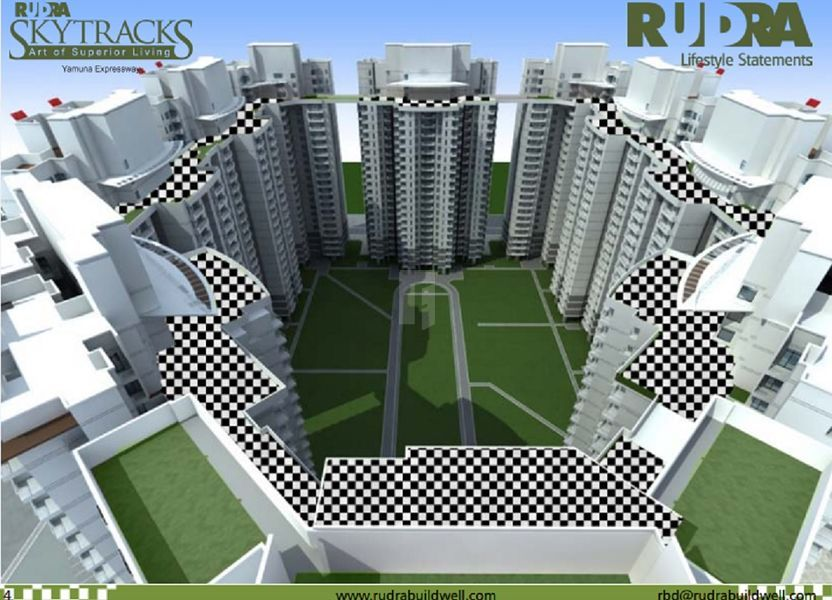 Rudra Skytracks - Project Images