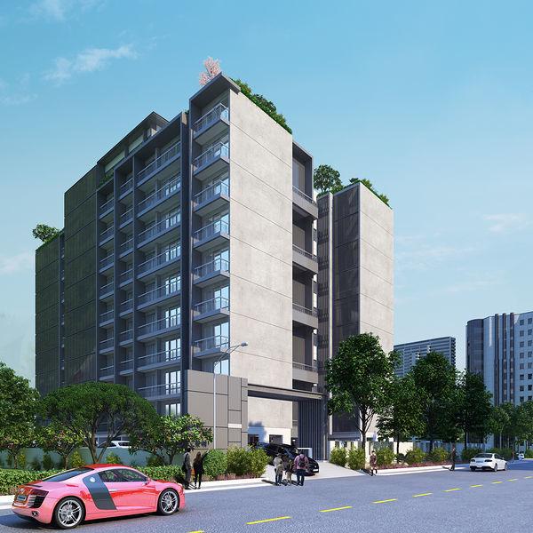 Olympia Jayanthi Residences - Elevation Photo