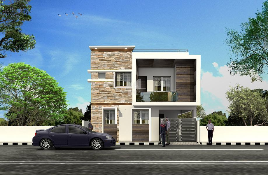 Vijay Builders Sai Lake View - Project Images