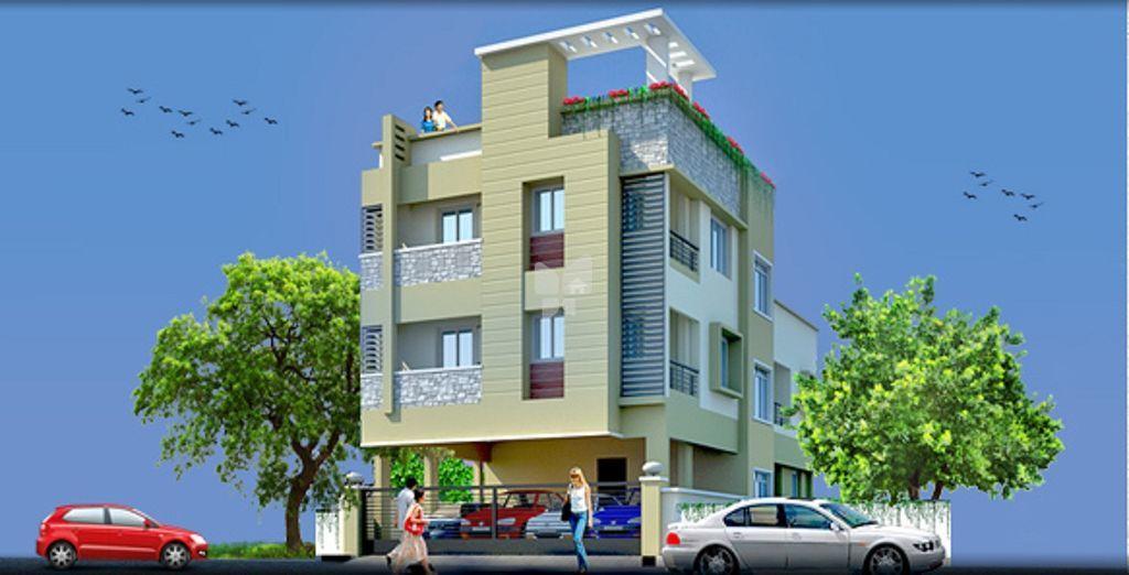 Anu Ratriya Flats - Project Images