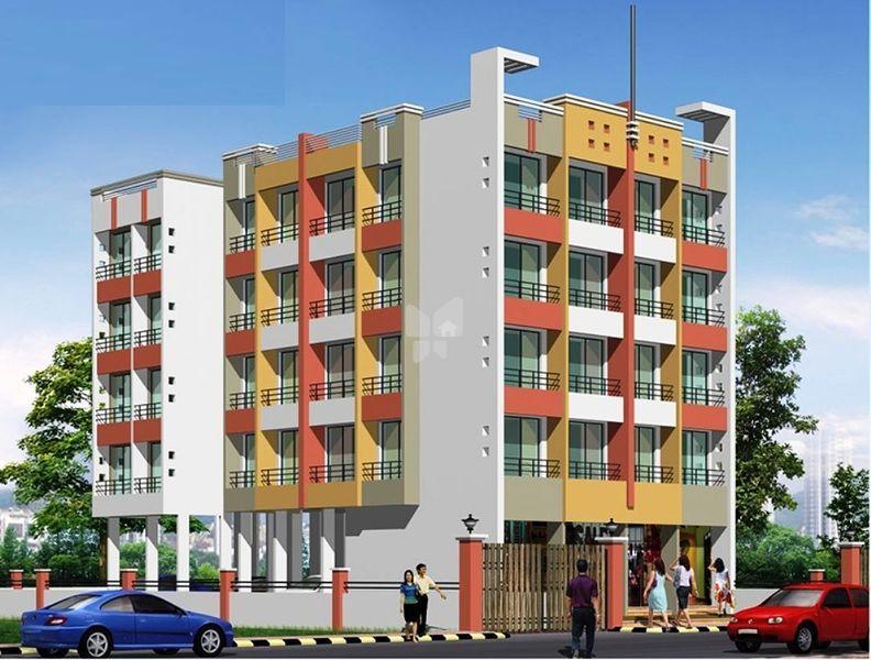 Shubh Laxmi Residency - Elevation Photo