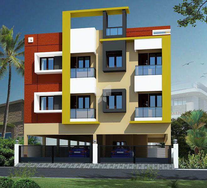 Appartment Search: Shri Ragav Ashirwad Appartment In Periyar Nagar, Chennai