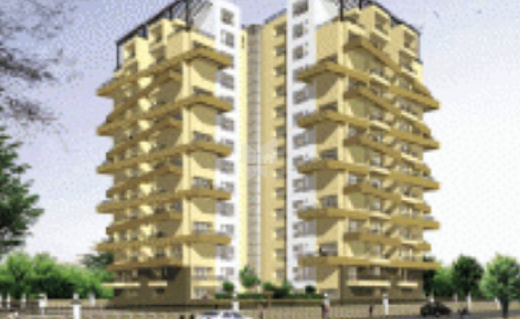Karmvir Avant Raghvendra Apartment - Elevation Photo