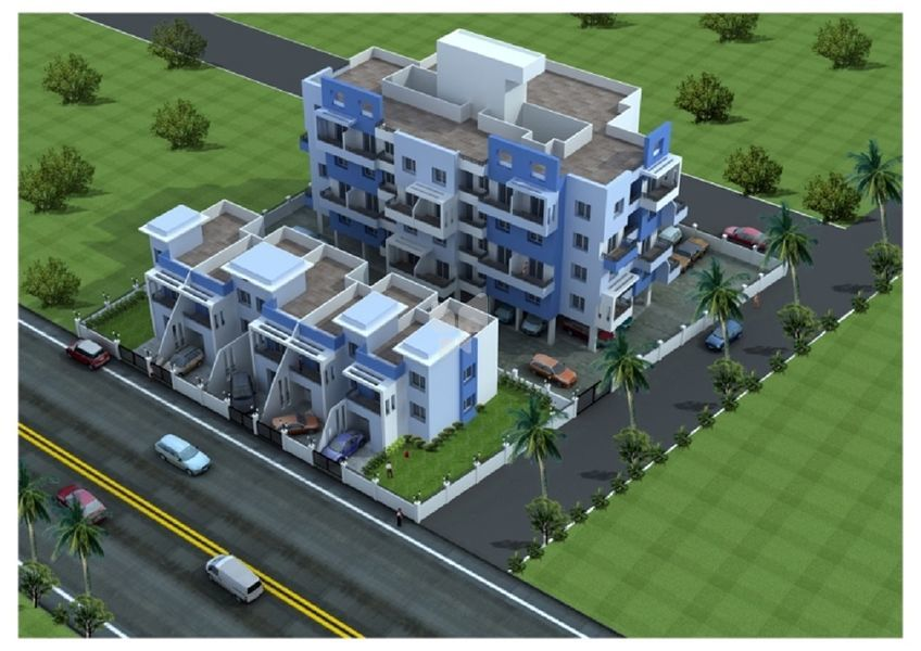 Ganesh Siddhi Residency - Elevation Photo