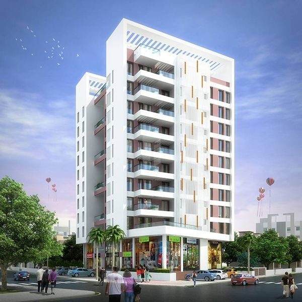 Saarrthi Serenity - Elevation Photo