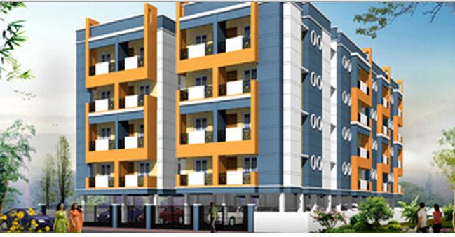 Shri Ram Priya Avenue Phase- I - Elevation Photo