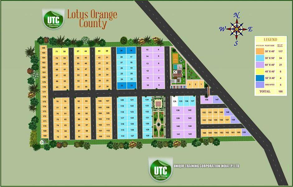 UTC Lotus Orange County - Master Plans