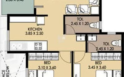 shubham-tower-in-pimpri-chinchwad-floor-plan-2d-13ii