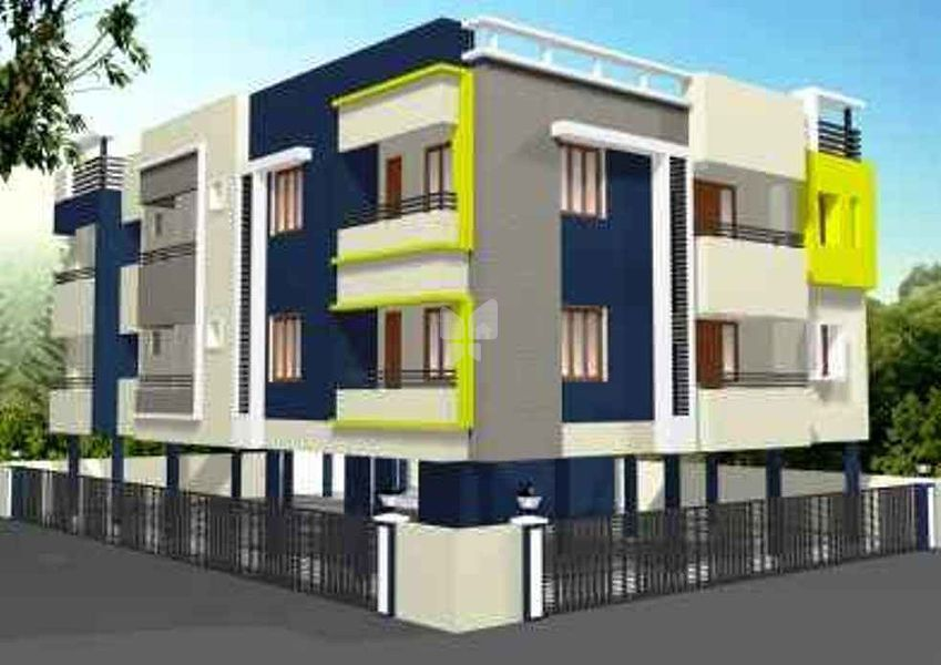 Chinnasamy VKS Flats - Project Images