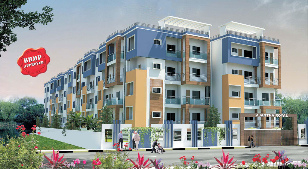 Ajantha Royal - Elevation Photo