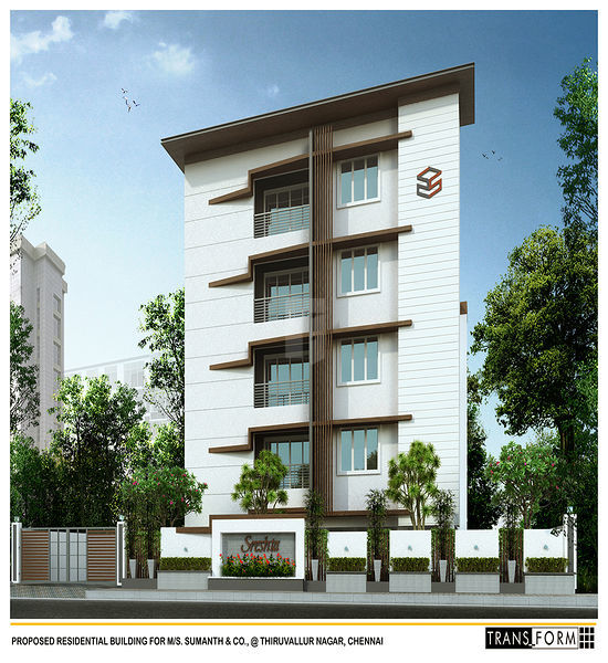 Sumanth Sreshta Thiruvalluvur Nagar - Project Images