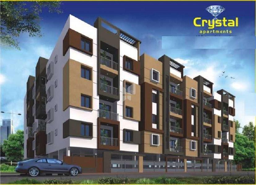 Apple Crystal Apartment - Elevation Photo