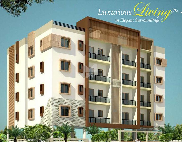DLR Sarayu Enclave - Elevation Photo