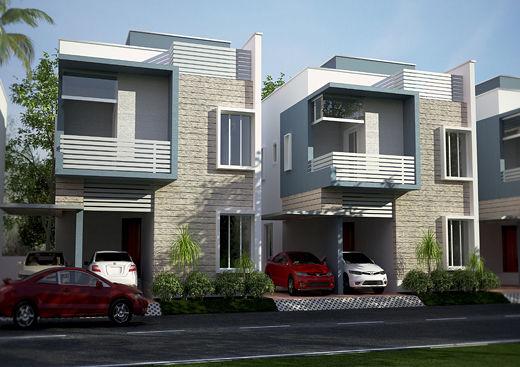 blue bay villas in palavakkam g2