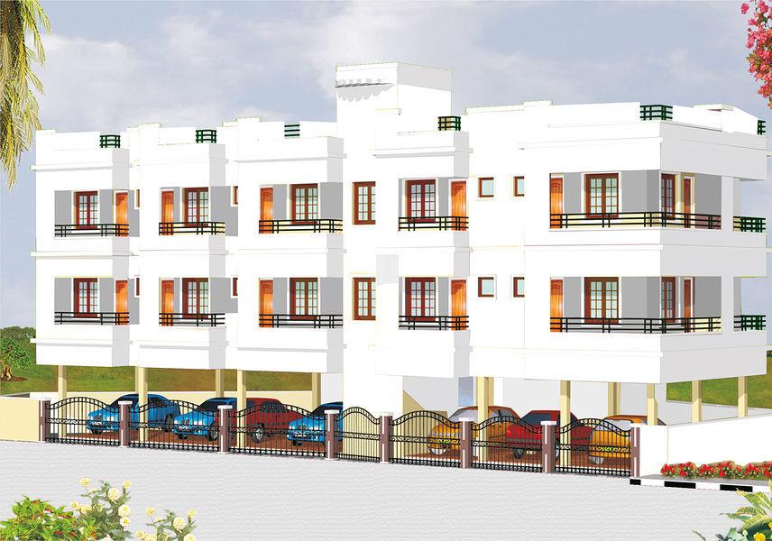 Abimaan Shashti Avenue Phase 3 - Elevation Photo