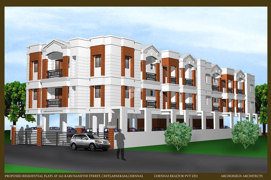 Acons Dakshin Residency - Project Images